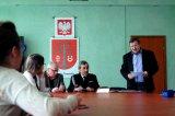 Eliminacje gminne Ogólnopolskiego Turnieju Wiedzy Pożarniczej pod nazwą ˝Młodzież Zapobiega Pożarom˝